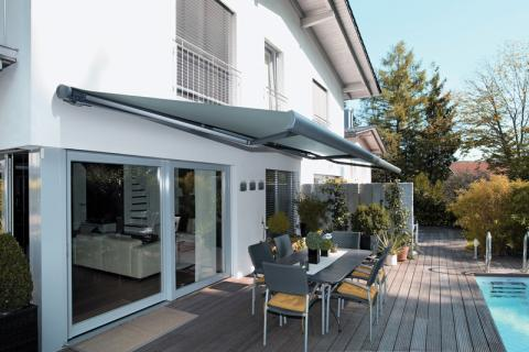 full cassette awnings by marklix