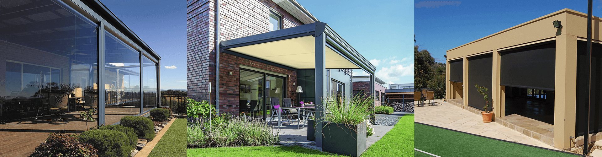 Melbourne Awnings Outdoor Sun Shades Window Blinds